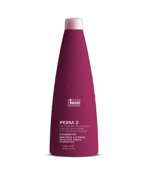 Cosmetic Waving Lotion | Bleached, Highly Treated Hair